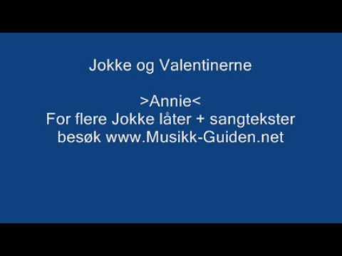 Jokke & Valentinerne - Annie
