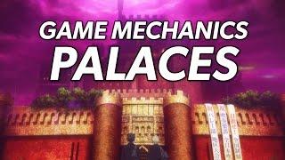 Infiltración en palacios y luchando con sombras