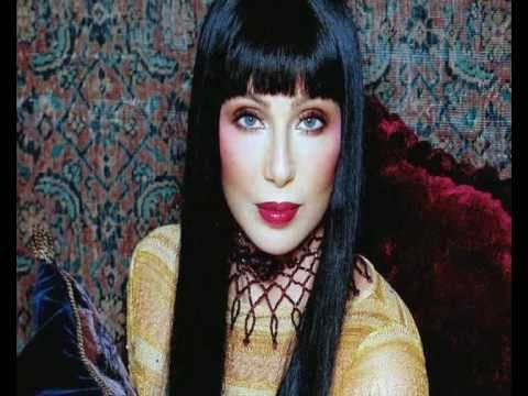 Cher s Changing Face - 50 years in 50 seconds morph