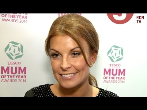 Coleeny Rooney Interview - Tesco Mum of the Year Awards