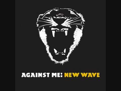 Against Me - Borne On The Fm Waves Of The Heart