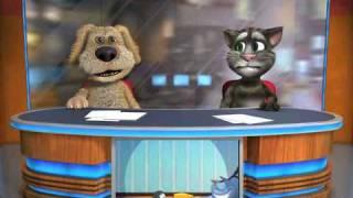Talking Tom & Ben News(horny)