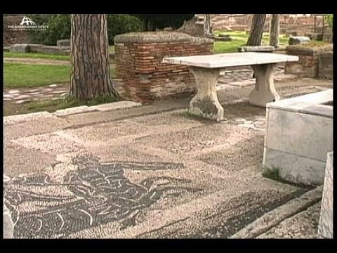 Ostia Antica Chapter 4: Daily Life
