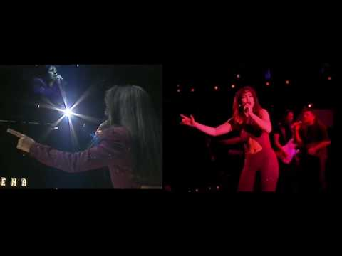 Selena, Jennifer Lopez - Disco Medley (Movie Scene)