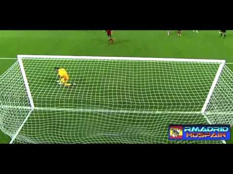 Euro Copa 2012 Goles de España