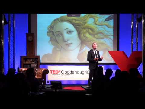 Louder Than Words - Peter Collett at TEDxGoodenoughCollege 2013