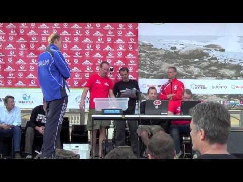 XXIX Евро-Африканский Чемпионат по подводной охоте:  Церемония взвешивания. Первый день.