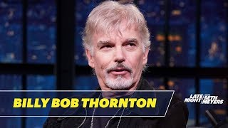 Billy Bob Thornton's Grandparents' House Was Raided by the FBI