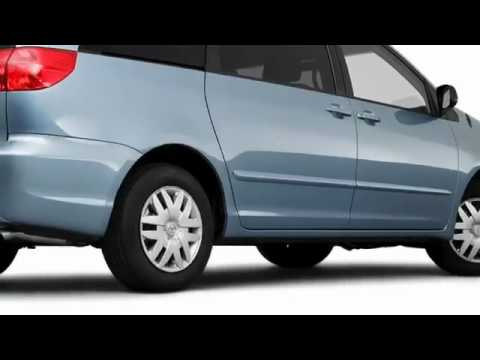 2010 Toyota Sienna Video