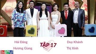 Duy Khánh - Thị Xinh Và Hải Đăng - Hương Giang | VỢ CHỒNG SON | Tập 17 | 131201