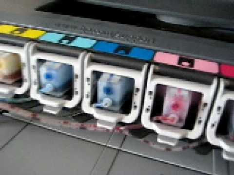 ciss for hp photosmart ps 8230 8238 8250 c5180 youtube. Black Bedroom Furniture Sets. Home Design Ideas