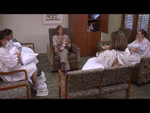 Video de orientación a la Sala de Partos y la unidad de Maternidad