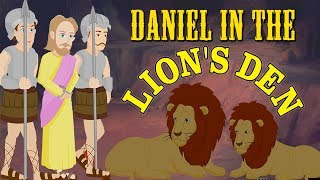 Video: Daniel in Lion's Den - Kids Stories