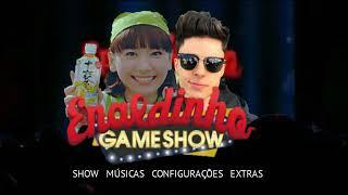 Menu DVD - Enaldinho Game Show Ao Vivo 10 Anos
