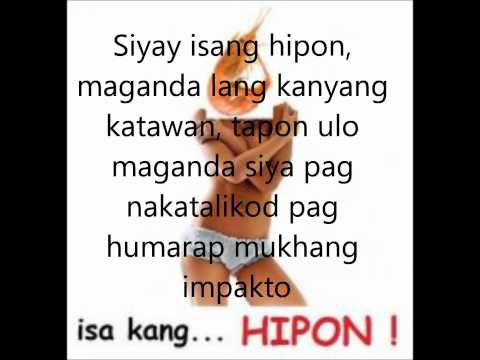 Hipon Lyrics - Sir Rex Kantatero Ft. Shehyee video