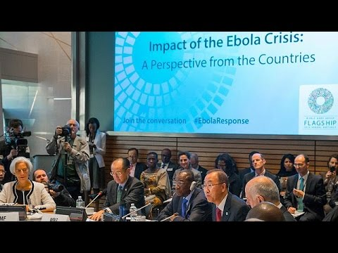 World Bank estimates Ebola cost in West Africa at 32.6 billion dollars