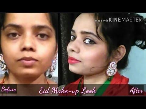 EID Make-up Tutorial 2017 L SIMUL