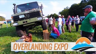 Adventure Travel and Boondocking: Overland East Expo 2017