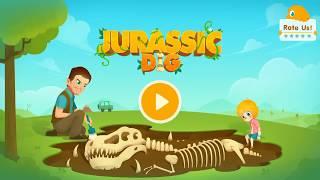 Sự trở lại của Khủng Long || Khai quật xương khủng long