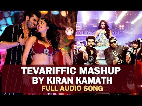 TEVARIFFIC | Full Audio Song | Tevar