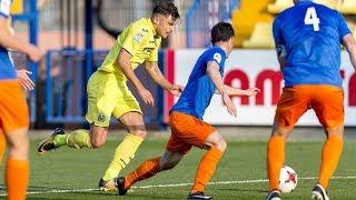 Resumen Villarreal CF C 3 - 2 CF Torre Levante