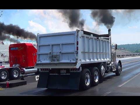 #3 big rigs drag racing 2nd annual keystone deisel truck nationals 7-2