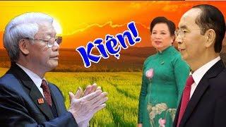 Vợ con Trần Đại Quang điên cuồng đòi kiện Tổng Trọng vì cái chết tức tưởi của chồng- có oan tình?