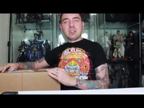 See You At Comic-Con 2014 & Powerful Beastly Unboxing From BBTS.com