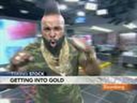 Mr. T Discusses Cash America's `Gold Promise' Service: Video