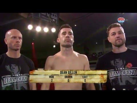 Vijender Singh v Dean Gillen Knockout full Fight 2nd Match