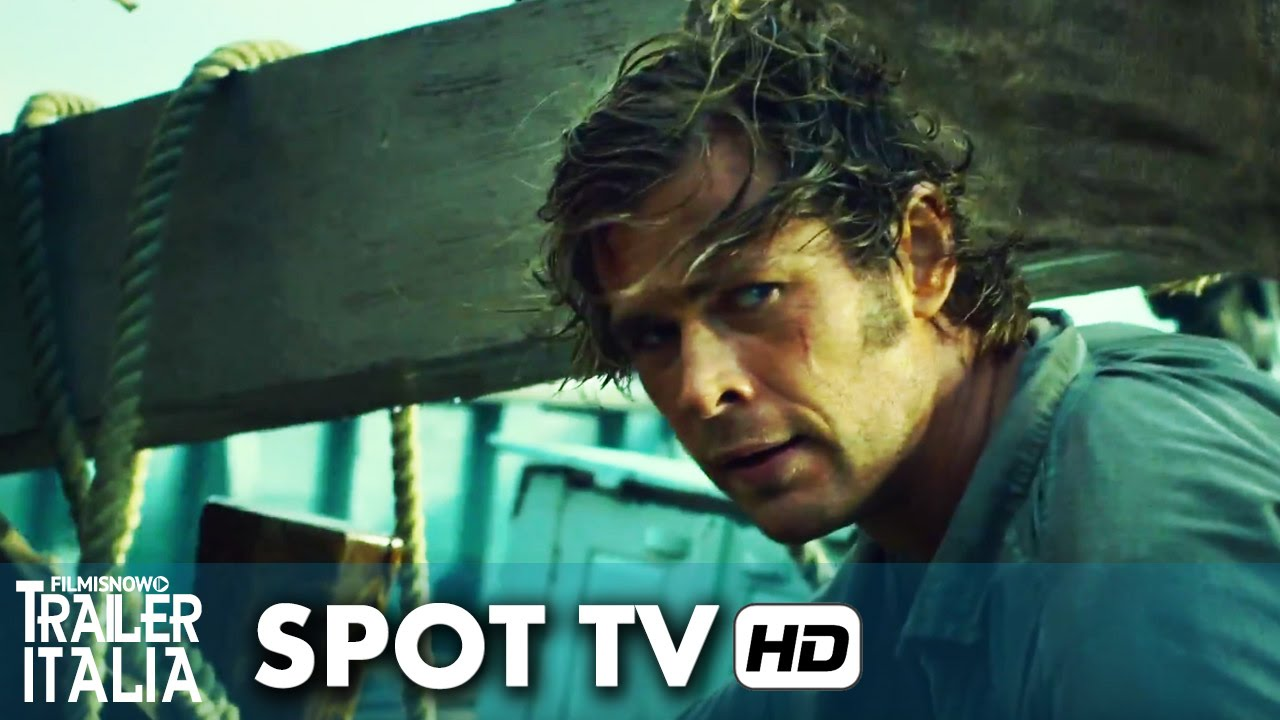 Heart of the sea - Le origini di Moby Dick Spot Tv (2015) HD