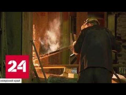 Сибирские промышленники решили вернуть лидерство на рынке - Россия 24