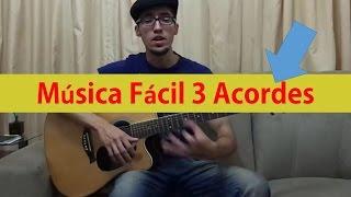 download musica Música Fácil de Violão com 3 Acordes Aula Simplificada para Iniciantes