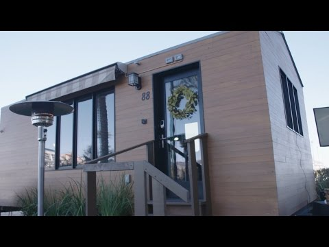 Smart Home Tech Meets Tiny Home at CES 2017   Consumer Reports