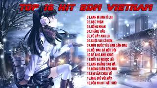 TOP 16 HIT EDM VIETNAM 2019 | ANH ƠI ANH Ở LẠI x BẠC PHẬN x HỒNG NHAN...