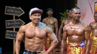 Binaraga Pekerja Pabrik Genteng Jatiwangi   HITAM PUTIH (15/11/18) PART 2