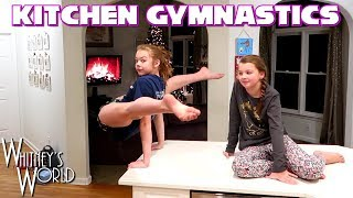 Kitchen Gymnastics | Whitney Bjerken