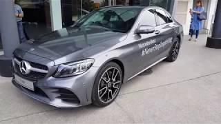 2019 Mercedes-Benz C300 Facelift Walkaround Review   Evomalaysia.com