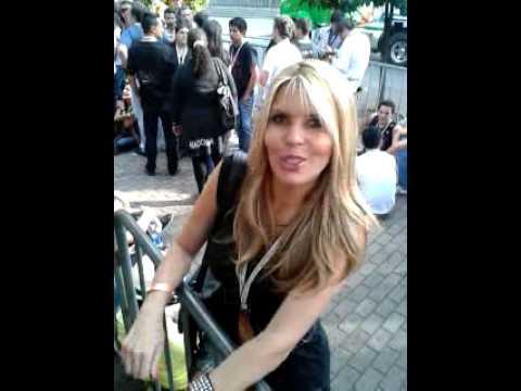 Concierto de Madonna con Claudia Perlwitz
