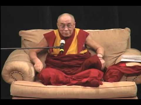 The Dalai Lama Speaks At Broward College (Part 1)