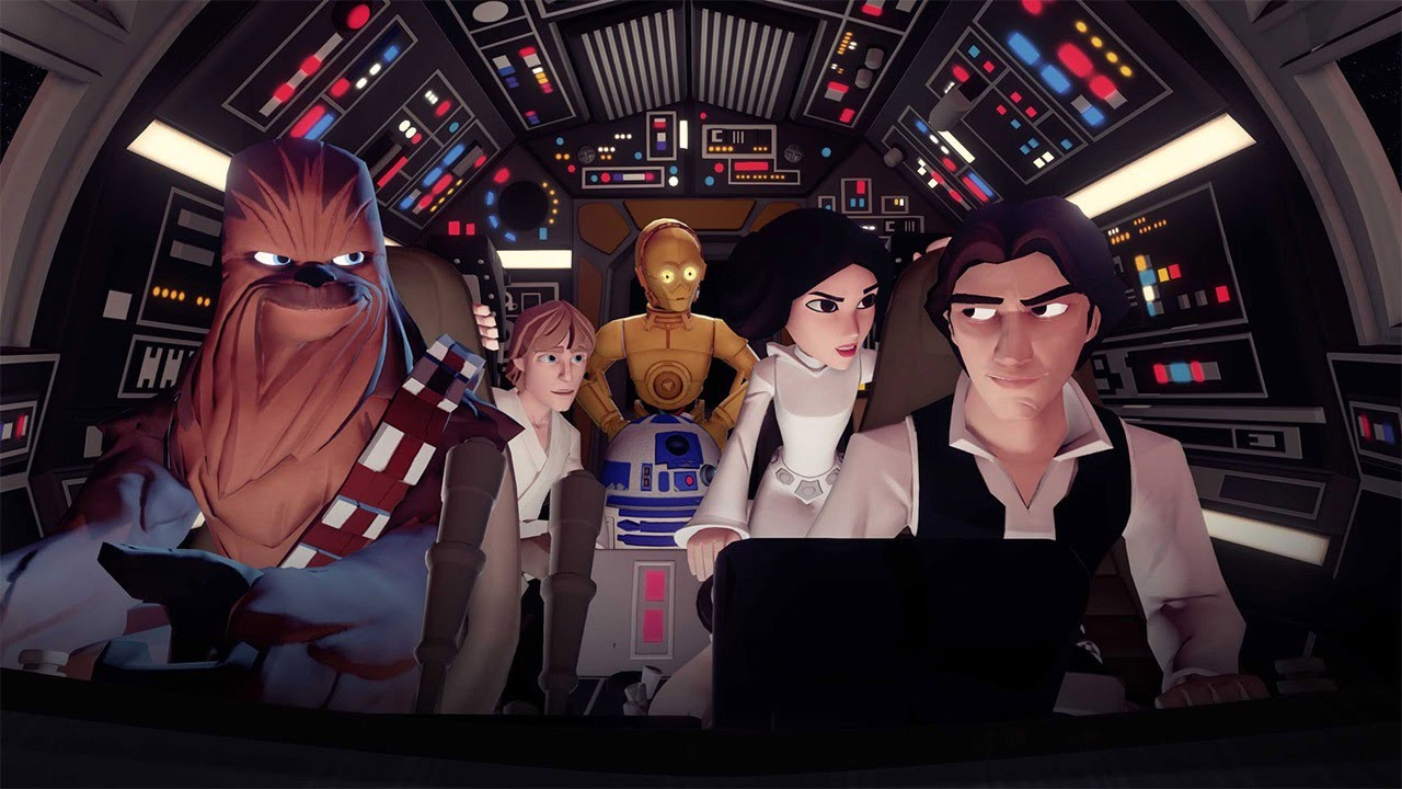 Disney Infinity 3.0 - A Galaxy of Stories