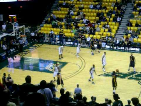 West Virginia Mountaineers basketball victory against USF 2009 Video