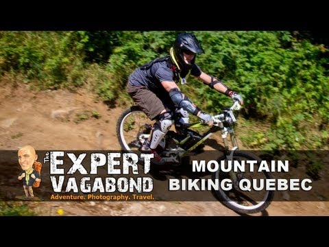 Downhill Mountain Biking: Quebec