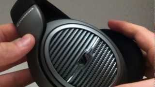 Sennheiser HD 518 headphone review