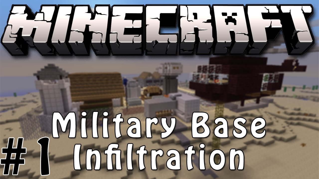 Minecraft Military Base