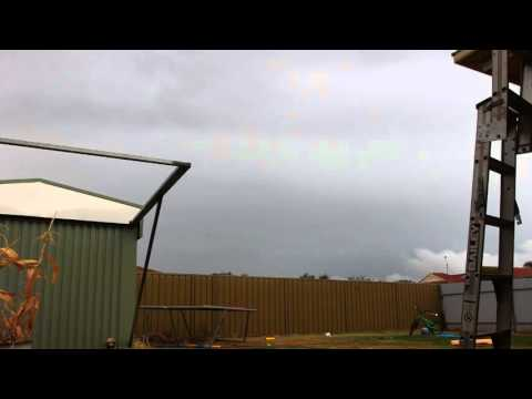 Weather 29th January, 2016