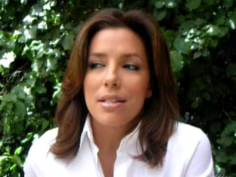 Eva Longoria is Looking For Paradise Video