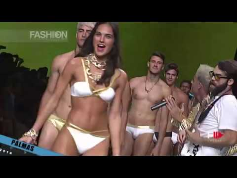 PALMAS Spring 2017 | Gran Canaria Swimwear Fashion Week by Fashion Channel