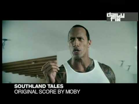 moby introduces 'southland tales'