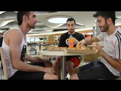 Daily routine in Australia, Perth, فيديو روتين طالب كويتي في استراليا